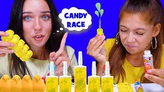 Lilibu吃果冻的助眠视频